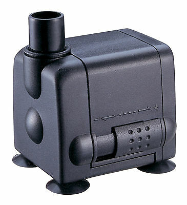 Jebao 350 L/hr Mini Submersible Pump for Aquarium or Small Water Features AP355