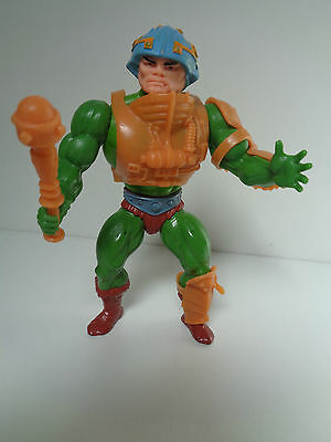MOTU HE MAN COMPLETE MAN AT ARMS TAIWAN masters of the universe L48