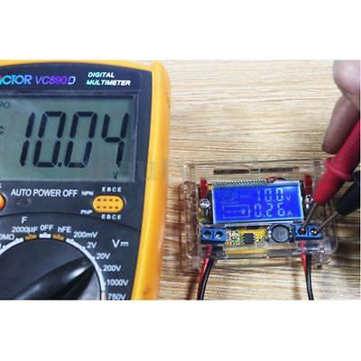 DC-DC Adjustable Step-down Power Supply Module Voltage Current LCD Display New