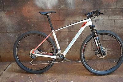 Specialized Stumpjumper Comp Carbon Mountain Bike Mtb Size Large New