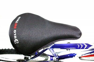 Velo GelTech Gel Comfort Bicycle Saddle Cover - cycle/mtb/bike