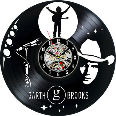 Beatles_Exclusive wall clock made of vinyl record_GIFT