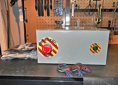 Gecko 6 Axis Chassis Bare Bones 48v 12.5a Power Supply DIY Package