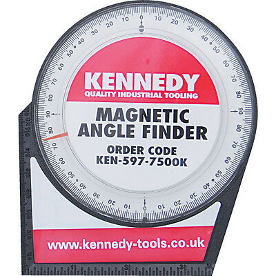 Kennedy Industrial Angle Finder With Magnetic Base