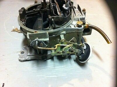 0983855 Carburetor Assembly Sterndrive Cobra OMC Carb