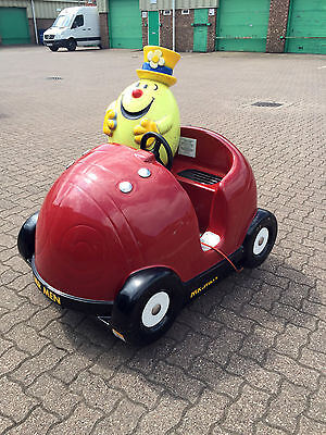 Mr Funny Coin Operated Children's Kiddy Ride