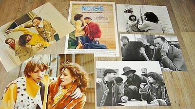 NEIGE ! juliet berto dossier presse cinema + photos presse 1980