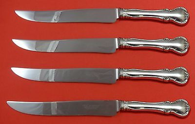 French Provincial by Towle Sterling Silver Steak Knife Set Texas Sized Custom