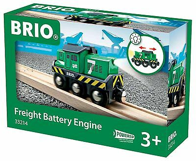 BRIO Freight Battery Engine , Free Shipping