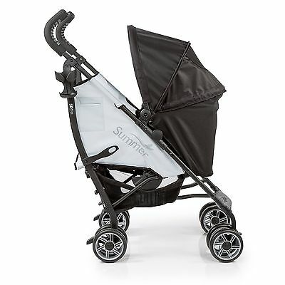 Summer Infant 3D Flip Convenience Stroller Black/Grey , Free Shipping