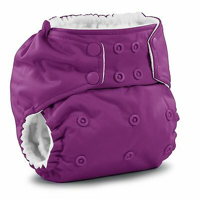 Rumparooz One Size Cloth Pocket Diaper Snap Orchid 1 , Free Shipping