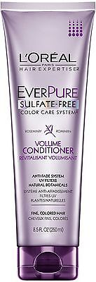L'Oreal Paris EverPure Volume Conditioner 8.5-Fluid Ounce , Free Shipping