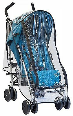 Guzzie and Guss G+G Universal Umbrella Stroller Rain-Cover , Free Shipping