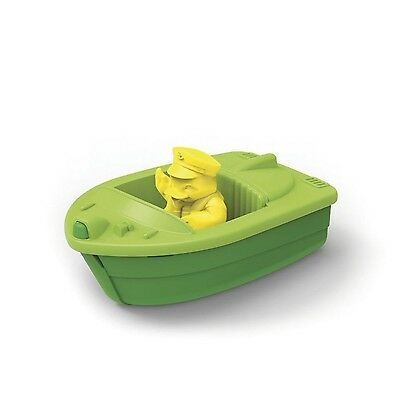 Green Toys Speed Boat - Green , Free Shipping