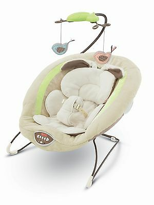 Fisher-Price My Little Snugabunny Deluxe Bouncer , Free Shipping