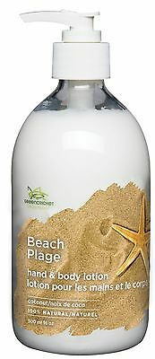 Green Cricket 100-Percent Natural Coconut Hand and Body and L... , Free Shipping