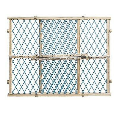 Evenflo Position and Lock Doorway Gate Blue/Tan tan, blue , Free Shipping