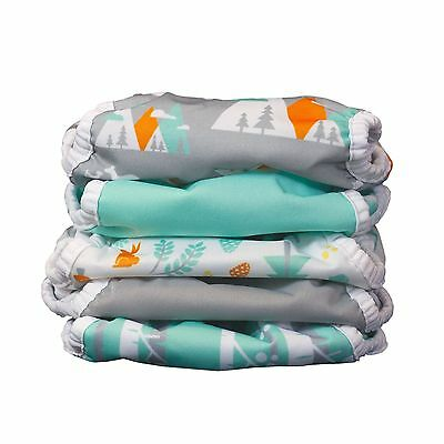 Thirsties Package-Snap Duo Wrap-Woodland Collection Mountain ... , Free Shipping
