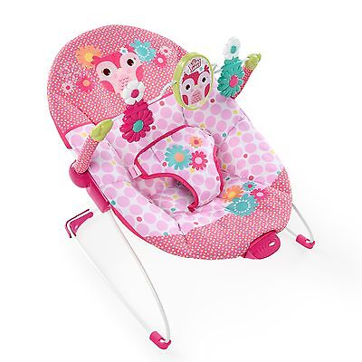 Bright Starts Bouncer-Happy Tweets , Free Shipping
