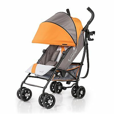 Summer Infant 3D One Convenience Stroller Solar NA , Free Shipping