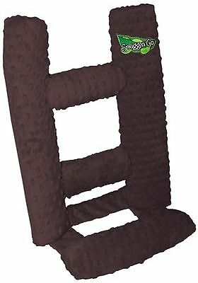Therapeutic Snuggin Go Infant Seating Support Chocolate , Free Shipping