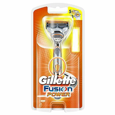 Gillette Fusion Power Razor- Packaging May Vary , Free Shipping