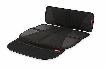 Diono Super Mat Seat Protector with Organizer Black , Free Shipping