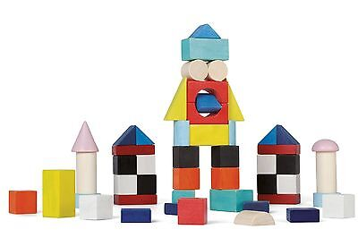 Janod 50 Construction Blocks , Free Shipping