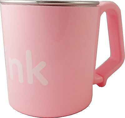 Thinkbaby ThinkcupPink Feeding Cup Pink , Free Shipping