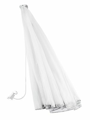 BabyBjorn Canopy for Cradle White , Free Shipping