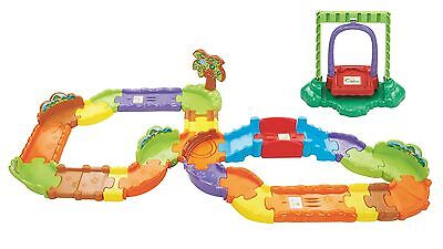 VTech Go! Go! Smart Animals Deluxe Track Set , Free Shipping