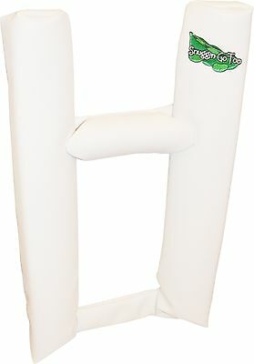 Wipe-able Snuggin Go Too Child Seating Support 1-Pack , Free Shipping