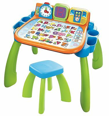 VTech Touch and Learn Activity Desk Standard Packaging , Free Shipping