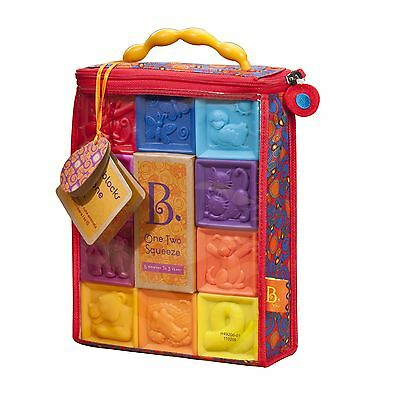 B. One Two Squeeze Blocks Soft Block Set , Free Shipping