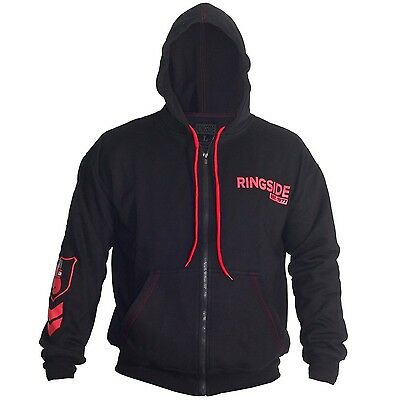Ringside Youth Industry Domination Hoodie Large Black/Red , Free Shipping