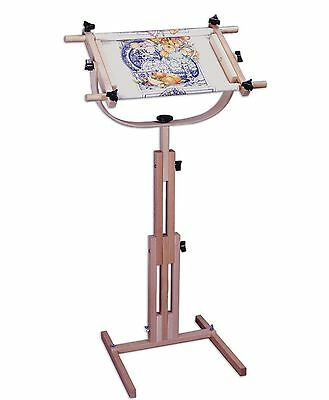 Edmunds 6115 Craft Supplies Stitchers Wonder Floor Stand Scro... , Free Shipping