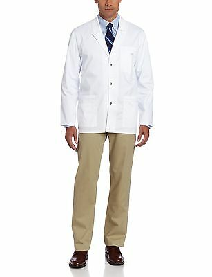 Dickies Men's Gen Flex Youtility Contrast Stitch Lab Coat Whi... , Free Shipping