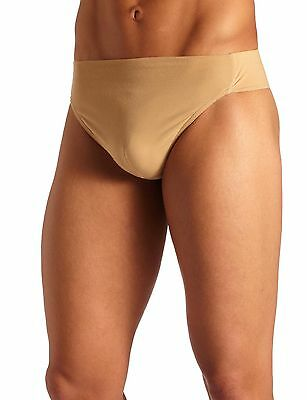 Capezio Men's Reinforced Front-Lined Thong Dance Belt Natural... , Free Shipping