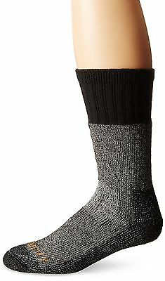 Carhartt Men's Cold Weather Boot Sock Heather Black Large , Free Shipping