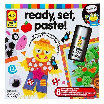 ALEX Toys - Early Learning Ready Set Paste - Little Hands 1466 , Free Shipping