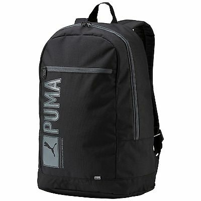 Puma Pioneer Backpack I Black United States Carry-On , Free Shipping