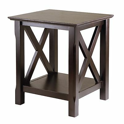 Winsome Wood Xola End Table , Free Shipping