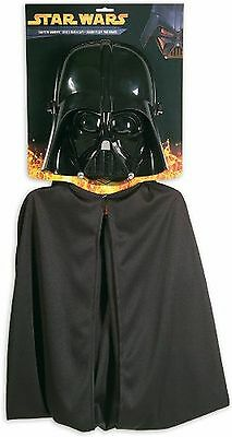 Rubies Costume Co Star Wars Darth Vader Cape and Mask Set , Free Shipping