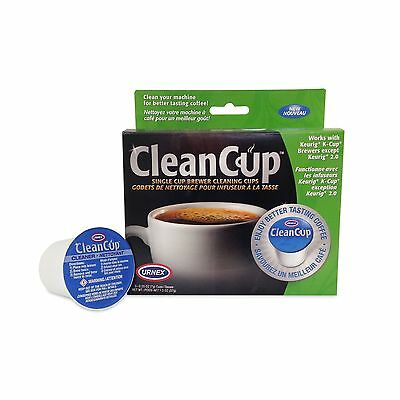 Clean Cup 14-CLNCP5-12 5-Pack Single Cup Brewing Cleaning Cup... , Free Shipping