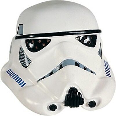 Rubies Costume Star Wars Stormtrooper Mask White One Size , Free Shipping
