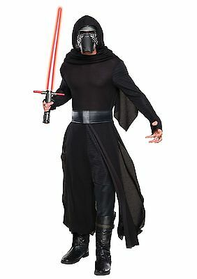 Adult Star Wars The Force Awakens Deluxe Kylo Ren Costume Mul... , Free Shipping
