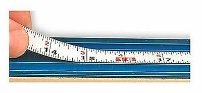 Kreg KMS7724 12 Self-Adhesive Measuring TapeLeft to Right Rea... , Free Shipping