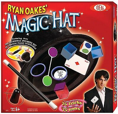 Ideal Ryan Oakes Collapsible Magic Hat , Free Shipping