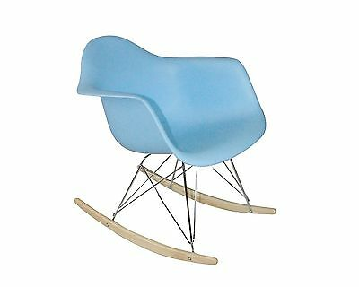 Mod Made Paris Tower Rocker Blue , Free Shipping