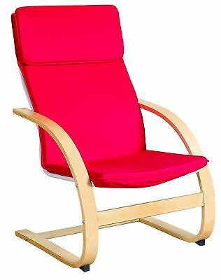 ECR4Kids Adult Comfort Chair Red , Free Shipping